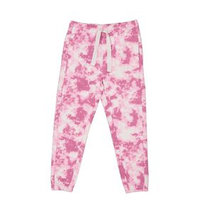 Young Original Girls' All Over Print Trackpants