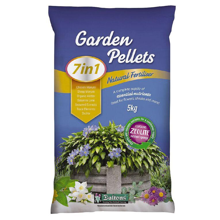 Daltons 7-in-1 Garden Pellets 5kg, , hi-res