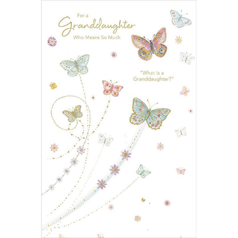 John Sands Female Relation Card Butterflies, , hi-res