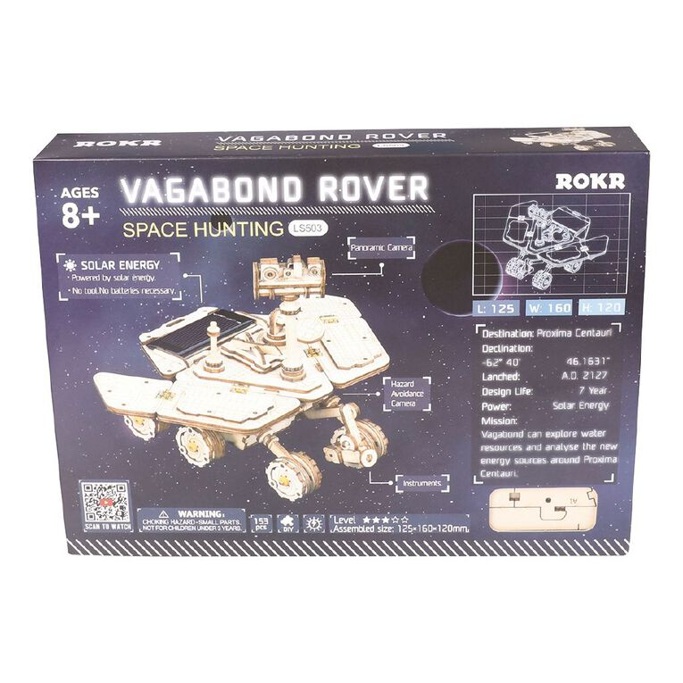 Solar Energy - Vagabond Rover, , hi-res