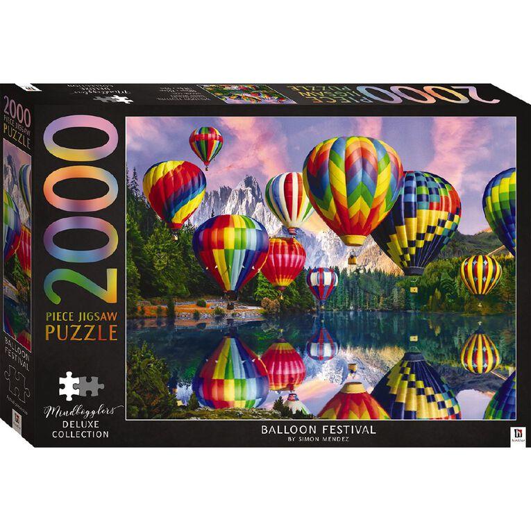 Hinkler Mindbogglers Balloon Festival 2000 Piece, , hi-res