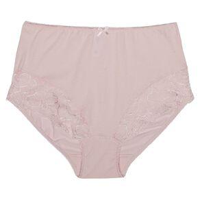 H&H Women's Lace Full Briefs