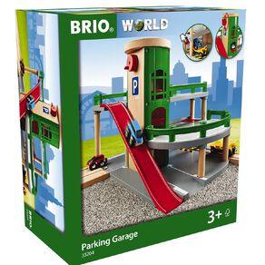 Brio Parking Garage 7 Pieces