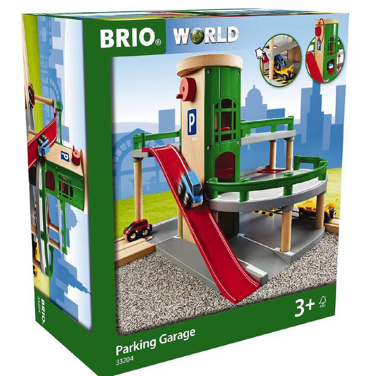 Brio Parking Garage 7 Pieces, , hi-res