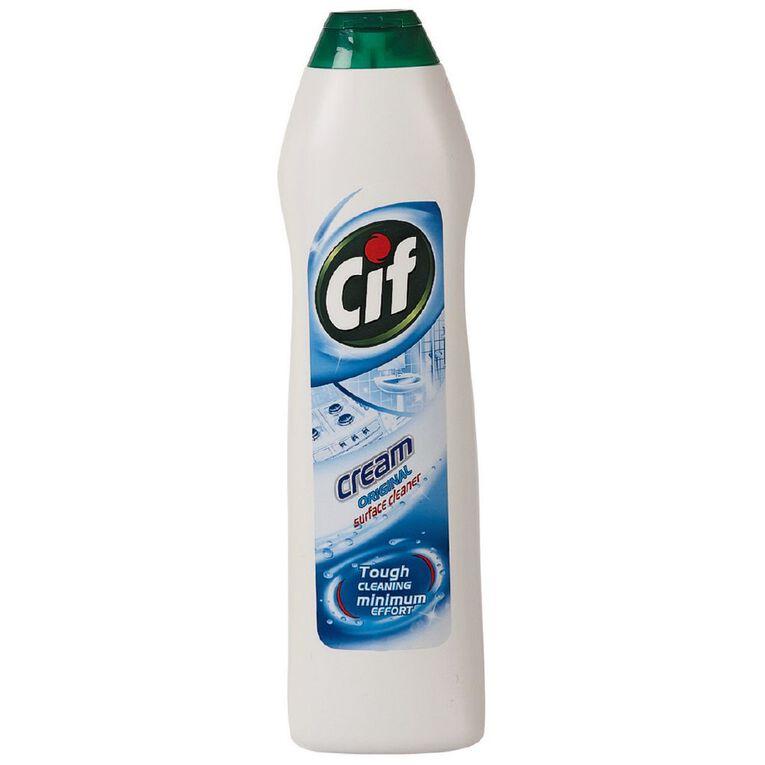 Cif Cream Cleanser Regular 500ml, , hi-res