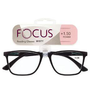 Focus Reading Glasses Misty Power 1.50