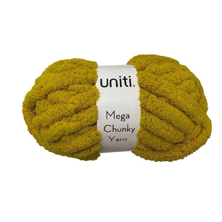 Uniti Yarn Mega Chunky 250g Tawny, , hi-res