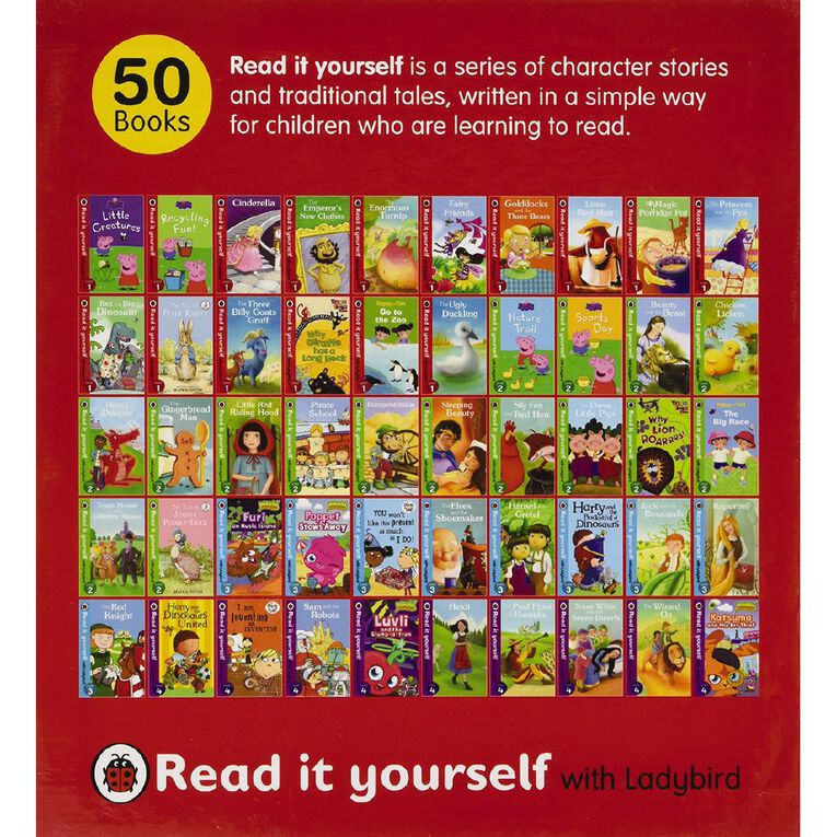 Ladybird: Read It Yourself, , hi-res
