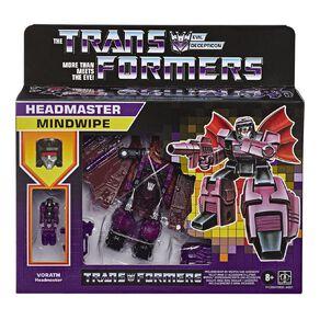Transformers Headmasters Retro Assorted