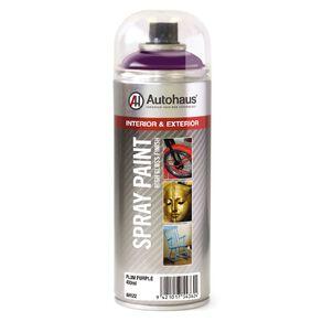 Autohaus Spray Paint Plum Purple 400ml