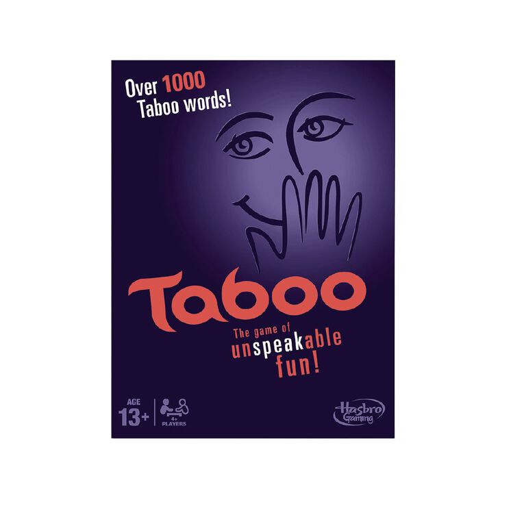 Taboo Game, , hi-res