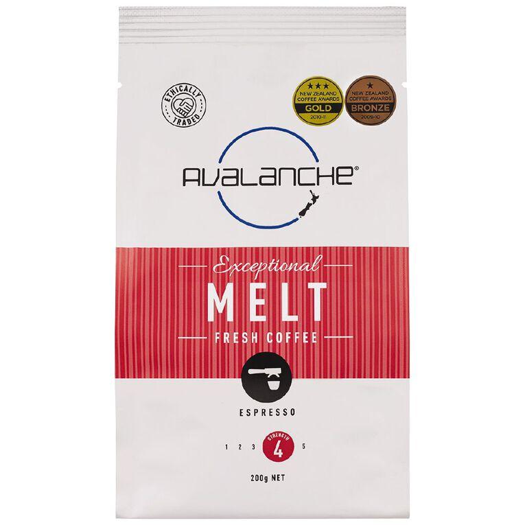 Avalanche Melt Espresso 200g, , hi-res