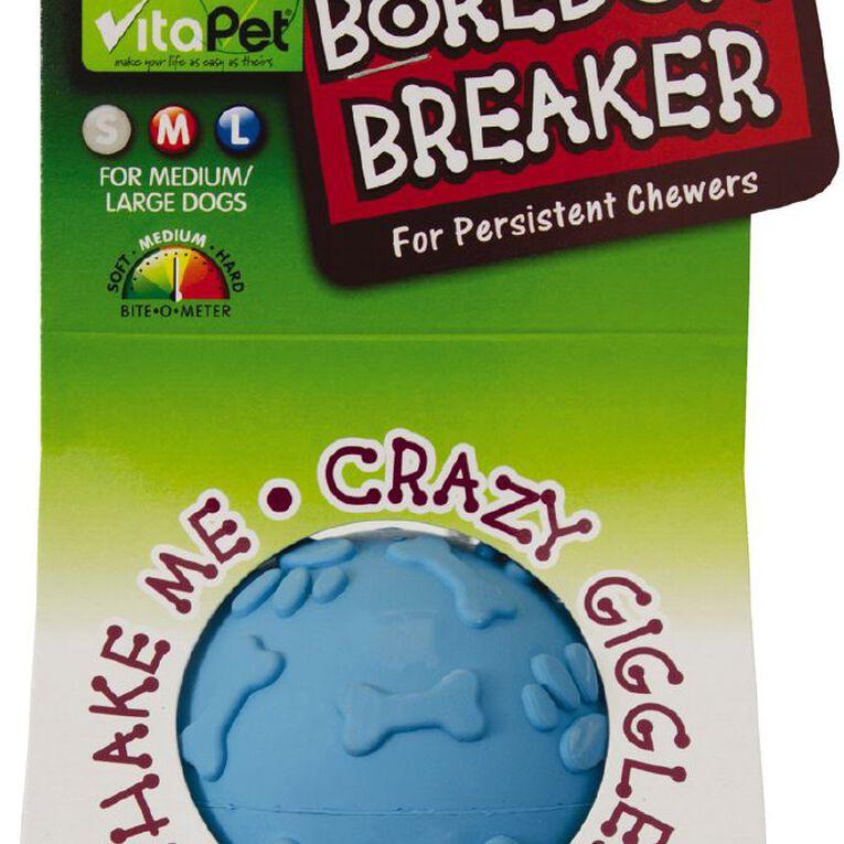 Vitapet Boredom Breaker Giggles Dog Toy, , hi-res