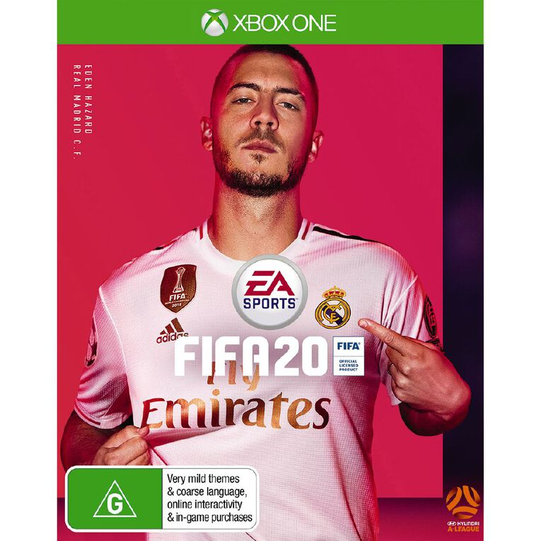 XboxOne FIFA 20, , hi-res