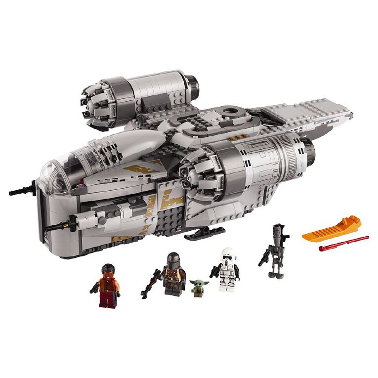 LEGO Star Wars The Razor Crest 75292, , hi-res