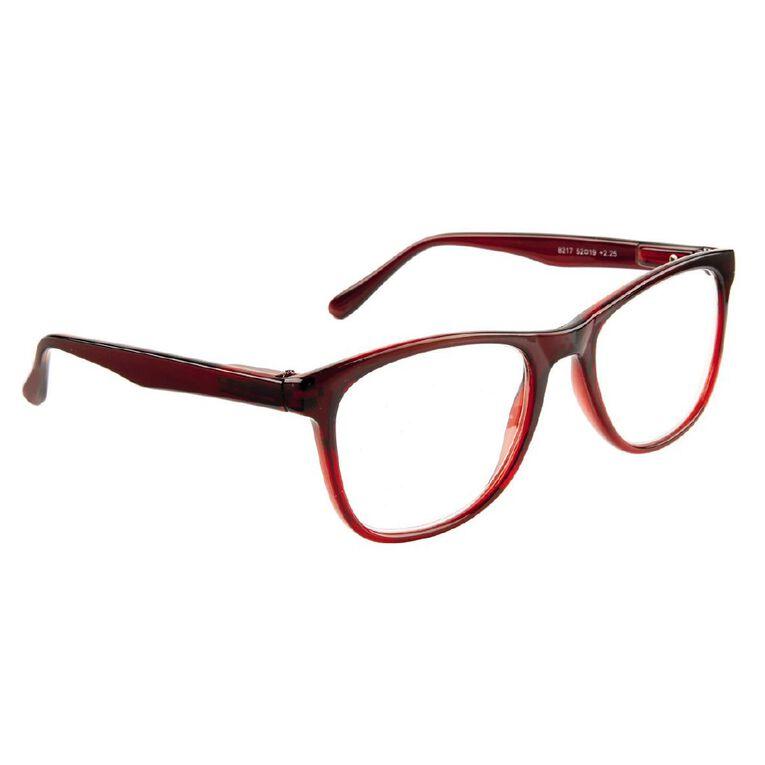 Focus Reading Glasses Contempo 2.25, , hi-res