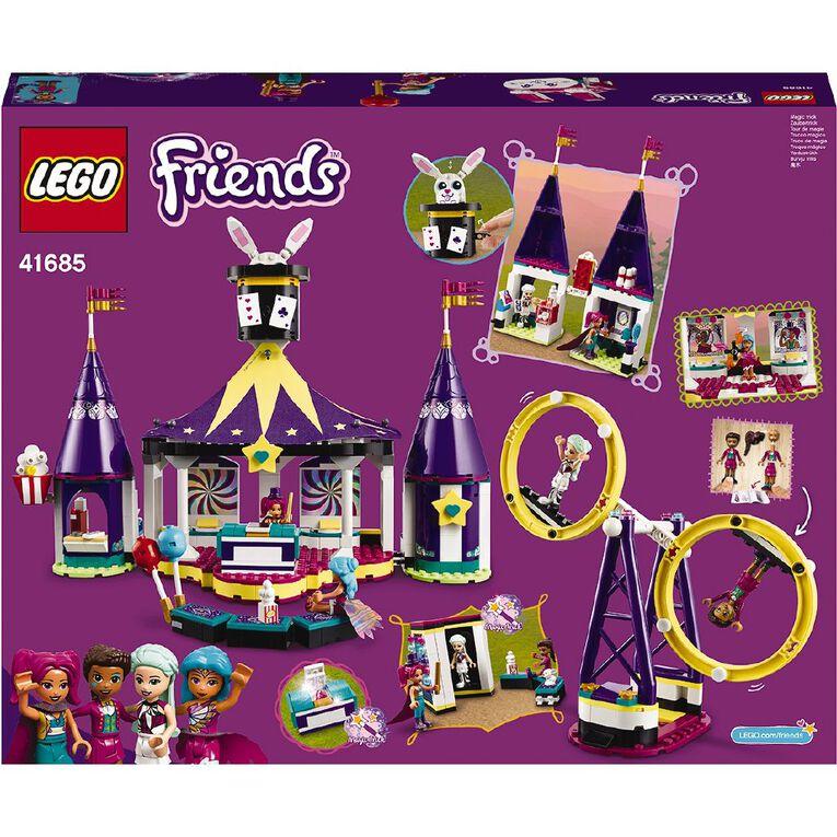 LEGO Friends Magical Funfair Rollercoaster 41685, , hi-res