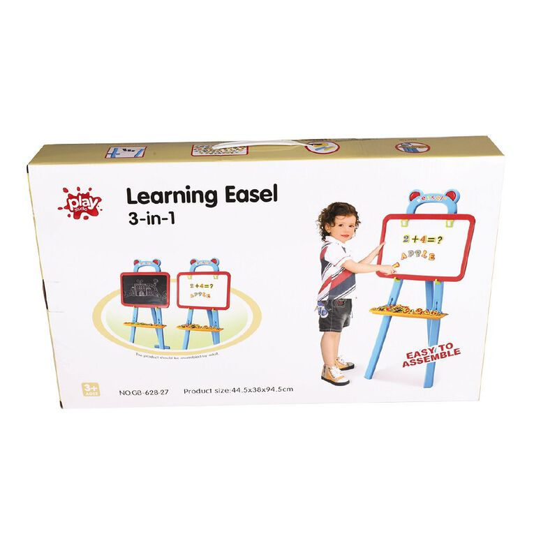 Play Studio 3-in-1 Learning Easel, , hi-res