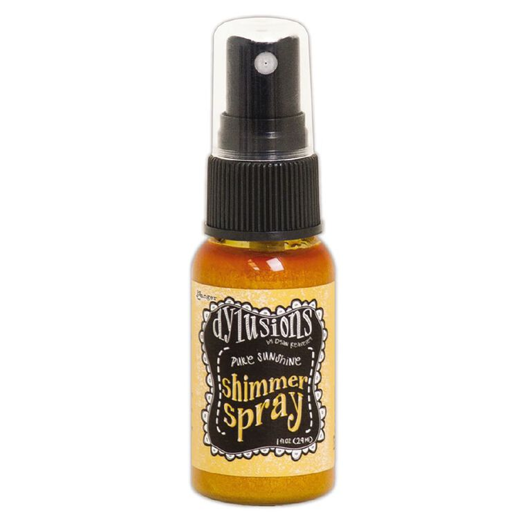 Ranger Dylusions Shimmer Spray Pure Sunshine, , hi-res