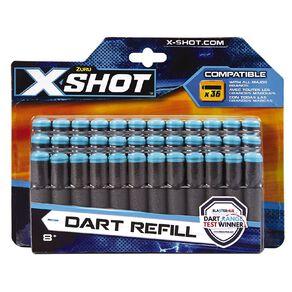 Zuru X-Shot Excel Refill Darts 36 Pack