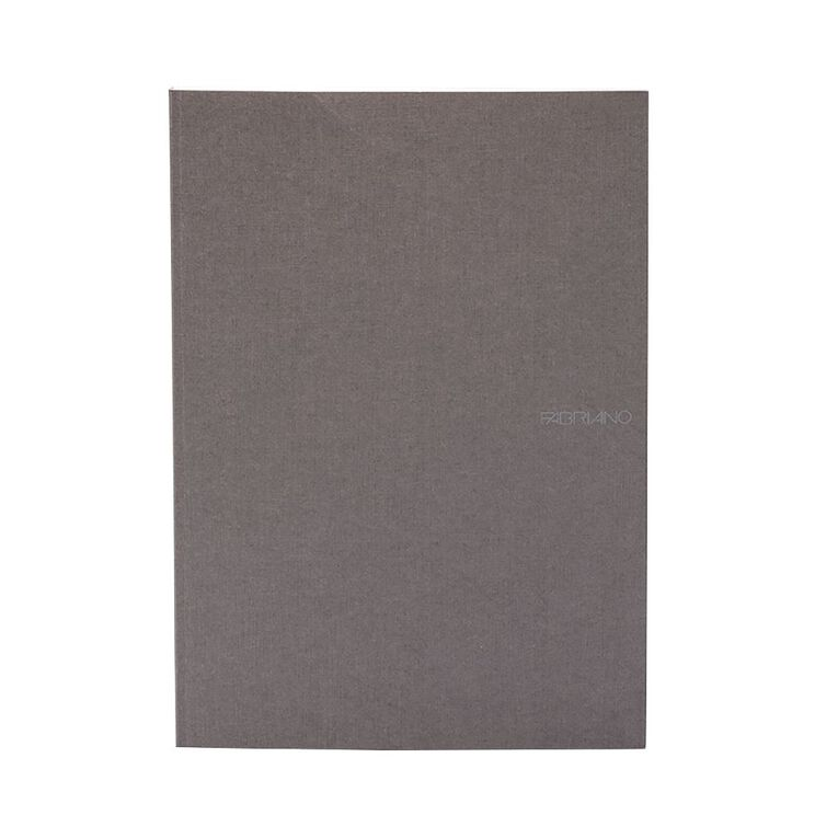 Fabriano Ecoqua Sketchbook Dotted 85GSM 90 Sheets Stone A4, , hi-res