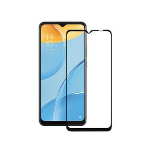 INTOUCH OPPO A15 Glass Screen Protector Clear