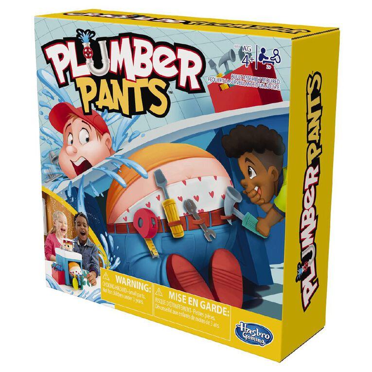 Plumber Pants Game, , hi-res