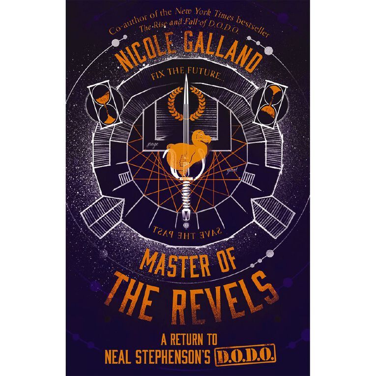 Master of the Revels by Nicole Galland, , hi-res