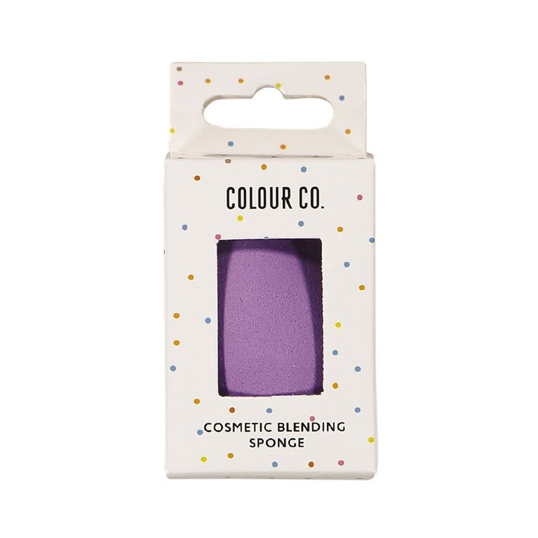 Colour Co. Cosmetic Blending Sponge, , hi-res
