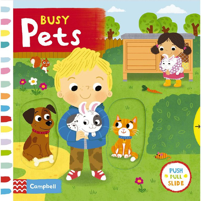 Busy Pets by Louise Forshaw, , hi-res