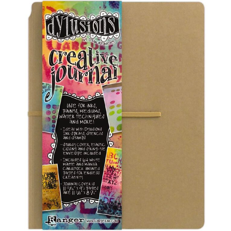 Ranger Dylusions Creative Journal Large, , hi-res