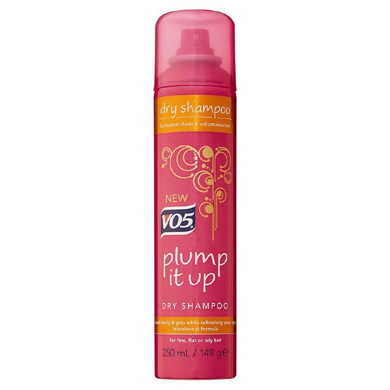 VO5 Dry Shampoo Plump It Up 250ml, , hi-res