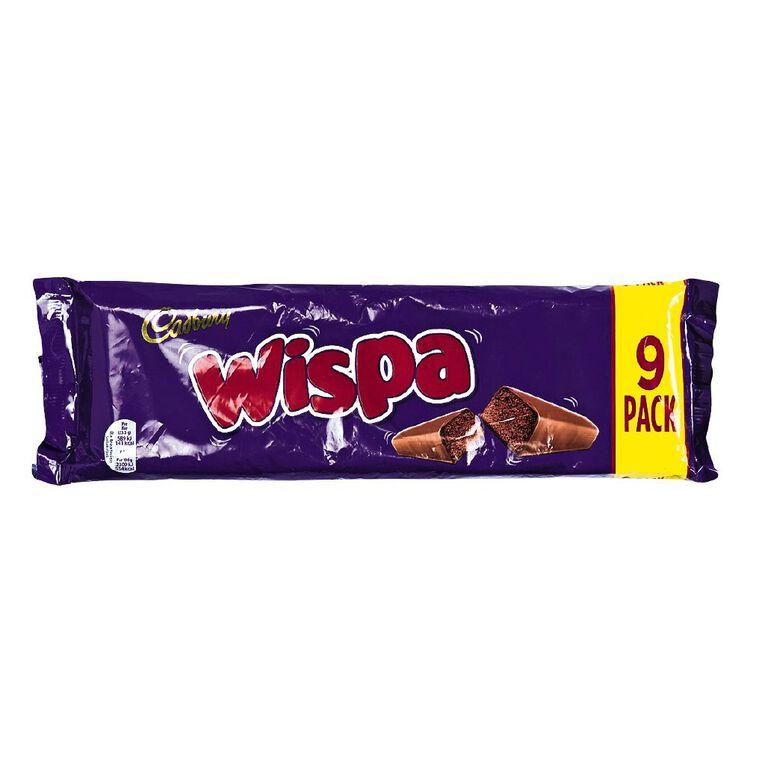 Cadbury Wispa 25.5g 9 Pack, , hi-res image number null
