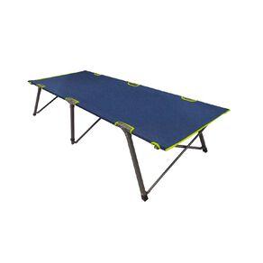 Navigator South Folding Camp Bed Single