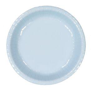 Party Inc Paper Bowls Pastel Blue 20 Pack