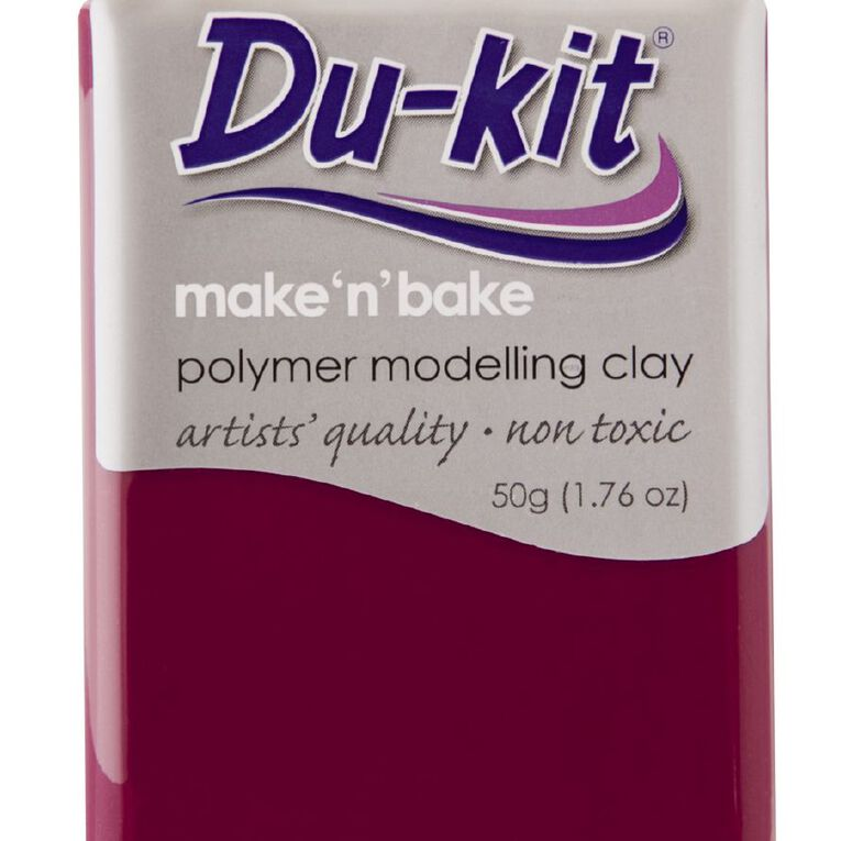 Du-kit Clay Ruby 50g, , hi-res