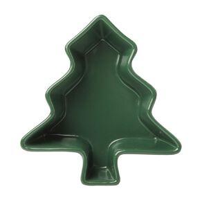 Wonderland Christmas Tree Plate Assorted 18cm