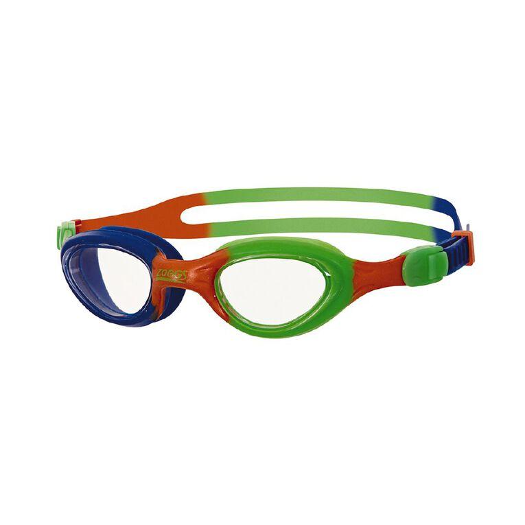 Zoggs Little Super Seal Goggles Blue, , hi-res