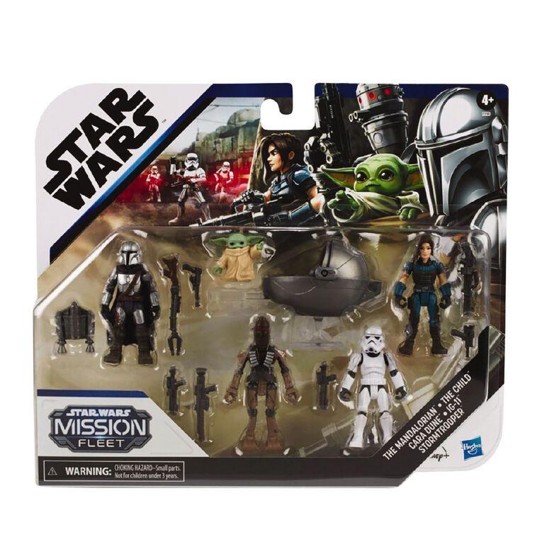Star Wars Mission Fleet Mando Build Up Pack, , hi-res