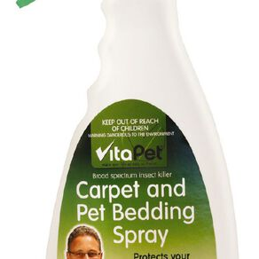Vitapet Carpet and Bedding Spray 500ml