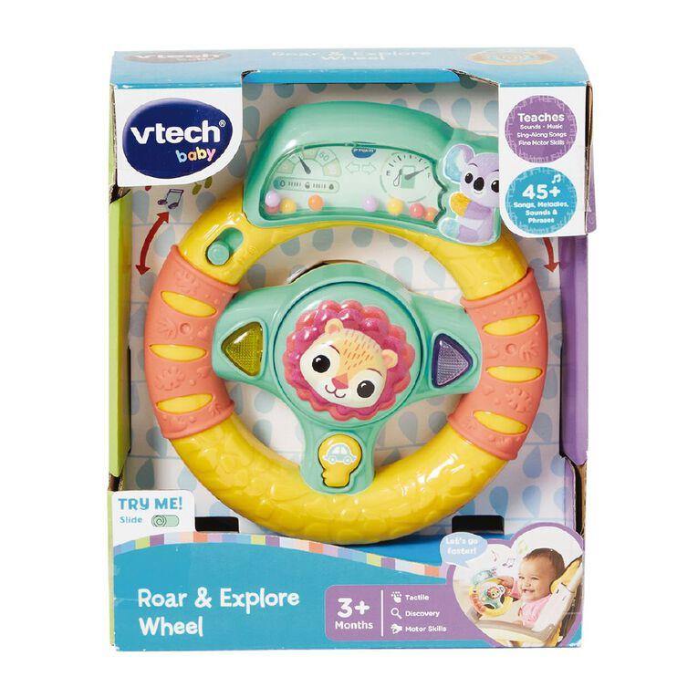 Vtech Roar & Explore Wheel, , hi-res