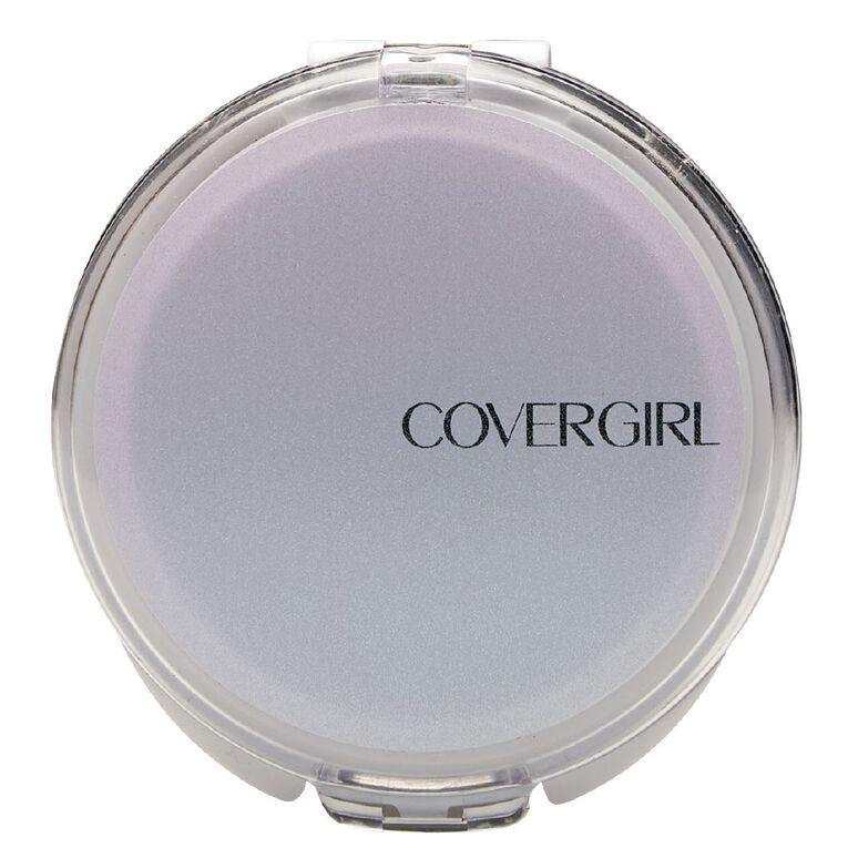 Covergirl Advanced Radiance Pressed Powder 120 Natural Beige 11g, , hi-res