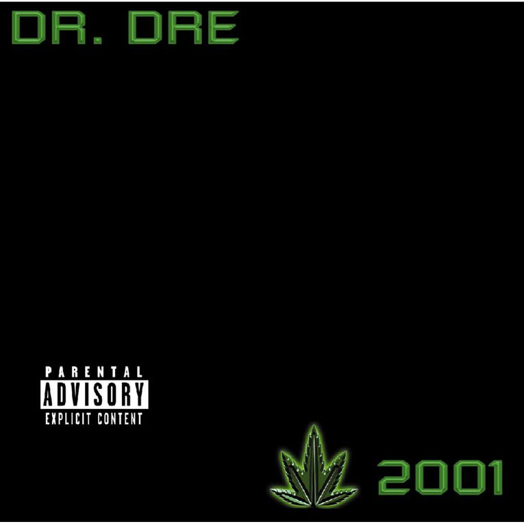 Chronic 2001 CD by Dr Dre 1Disc, , hi-res