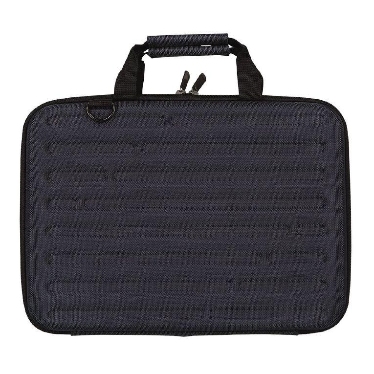 Tech.Inc 14.1 inch Hard-Shell Notebook Case Navy, , hi-res