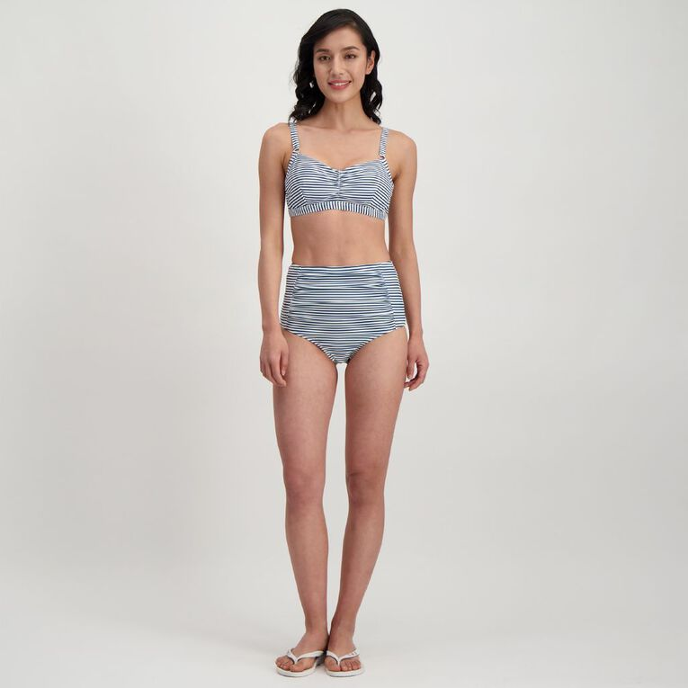 H&H High Waisted Control Bottoms, Blue Dark, hi-res image number null