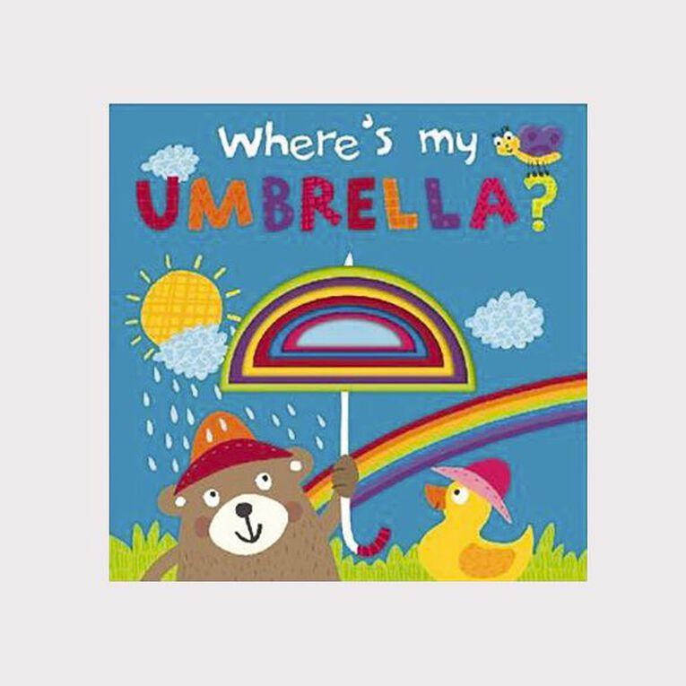 Die Cut: Where's My Umbrella, , hi-res