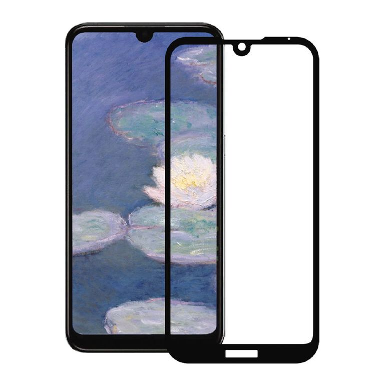 In Touch Huawei Y5 (2019) Glass Screen Protector Clear, , hi-res image number null