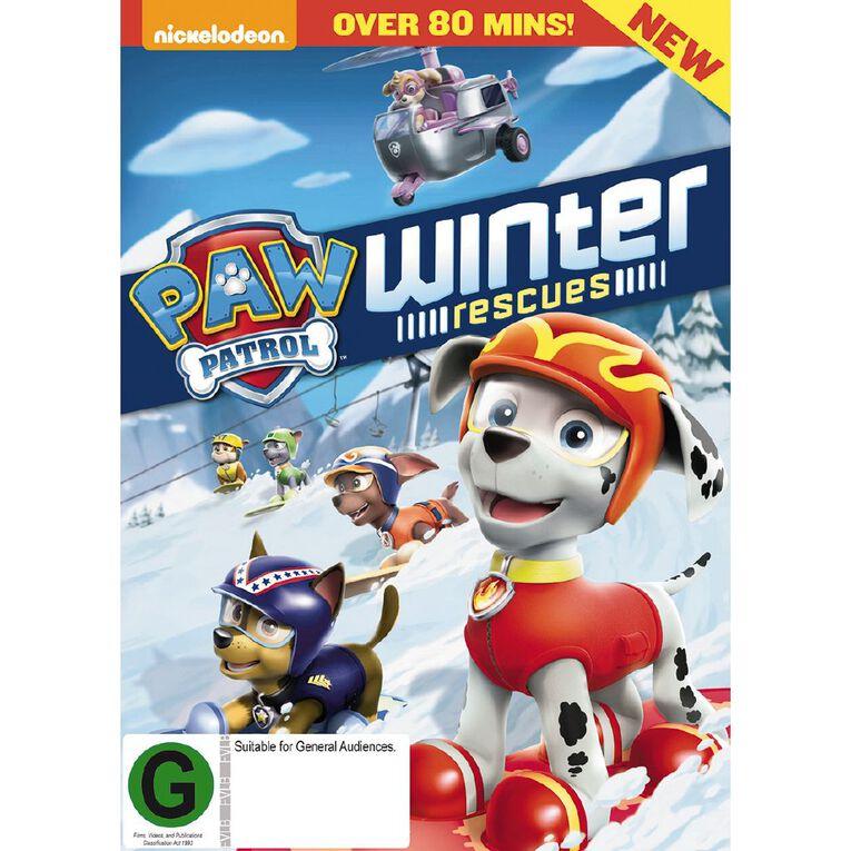 Paw Patrol Winter Rescues DVD 1Disc, , hi-res