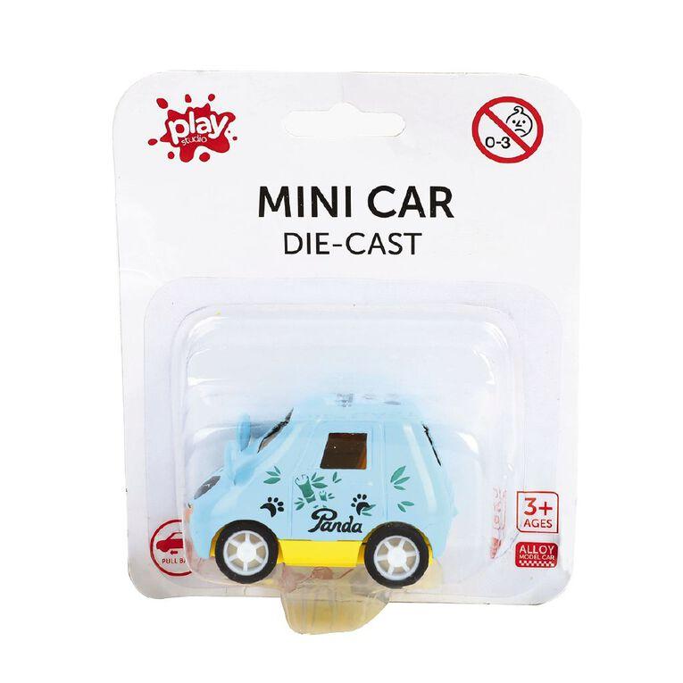 Play Studio Die-cast Mini Car, , hi-res