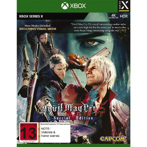 Xbox Series X Devil May Cry 5 Special Edition